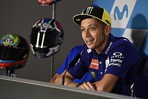 """MotoGP Noticias de última hora Rossi: """"Mis rivales estarán felices cuando me retire"""""""