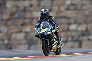 Moto3 Ultime notizie La wild card Foggia stupisce tutti con l'ottavo posto ad Aragon