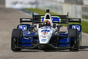 IndyCar Breaking news Claman De Melo confirmed at RLLR for Sonoma