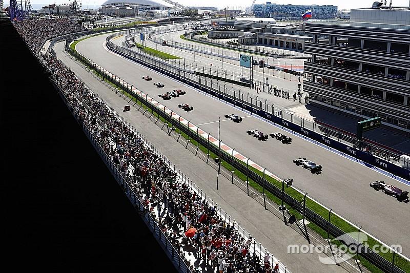 كاري يؤكّد اهتمام عدّة حلبات جديدة باستضافة الفورمولا واحد