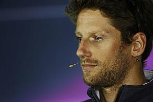 F1 Noticias de última hora Grosjean sustituye a Button como director de la GPDA