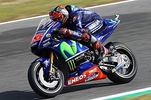 MotoGP Testbericht Maverick Vinales beendet Jerez-Test der MotoGP an der Spitze