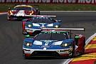 Le Mans Le Ford GT ingrassano per il prologo