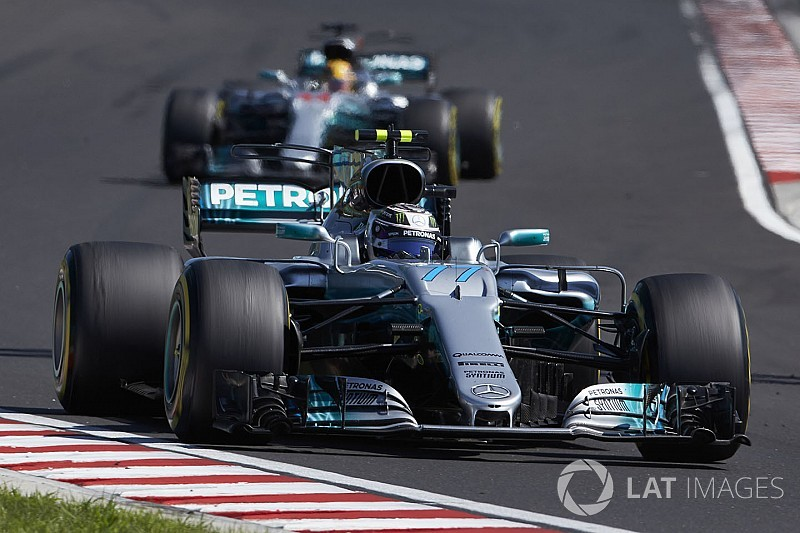 Mercedes descarta favoritismo em Spa-Francorchamps
