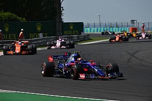 Формула 1 Аналитика Технический анализ: как Toro Rosso бьется с тяжеловесами Ф1