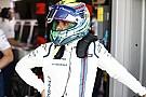 Масса использует шлем особой расцветки на ГП Бельгии