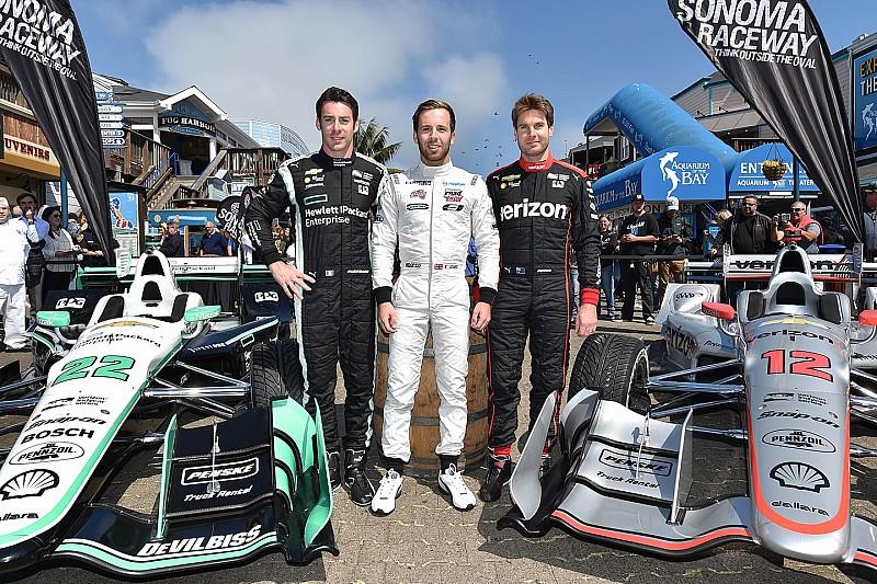 Джонс планує провести повний сезон в IndyCar