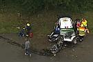 Rallye Deutschland: Lefebvre und Moreau rekonstruieren ihren Unfall