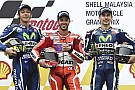 Malaysian MotoGP: Dovizioso beats Rossi for first win since 2009