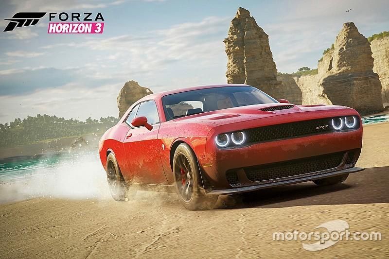 Amikor agyvérzést kapsz a Forza Horizon 3-tól, de mégis király