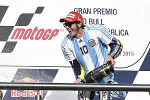 Rossi prepara en Misano, con Morbidelli y Bagnaia, la cita clave de Argentina