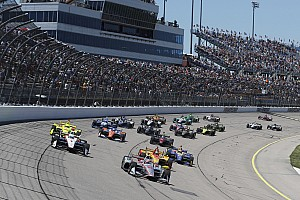 IndyCar reveals TV schedule for 2019