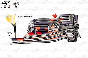 Analisi Red Bull: ecco perché a Silverstone sono state provate due ali molto scariche