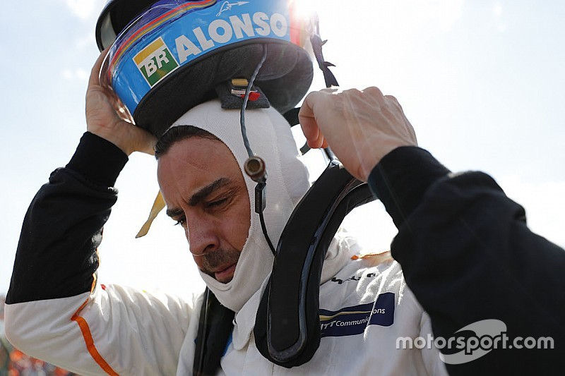Fernando Alonso bestätigt: 2018 letzte Formel-1-Saison