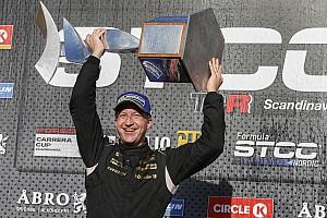 TCR Intervista Un ritorno da Campione per Dahlgren: