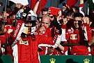 Vettel: Ferrari sedikit beruntung di GP Australia