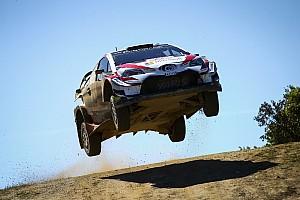 WRC Actualités Les pilotes militent pour la disparition de sauts artificiels violents
