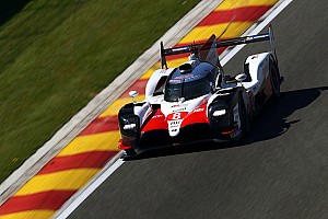 WEC News WEC-Startphase in Spa: Alonso-Auto klar in Führung