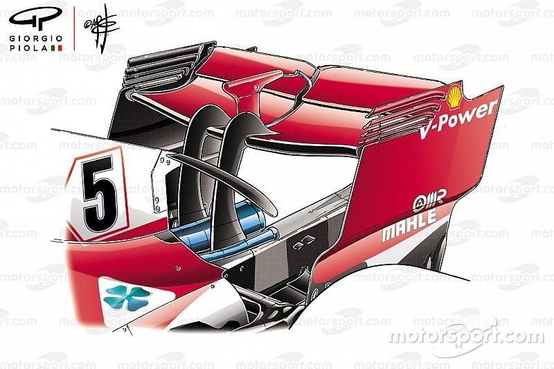 How Formula 1's big three diverged in Baku