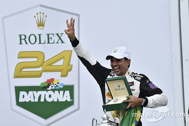 Christian Fittipaldi anuncia su retirada tras las 24 horas de Daytona 2019