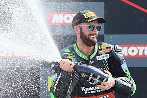 World Superbike Breaking news Sykes