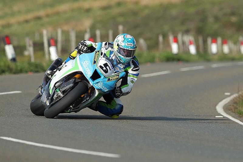 Isle of Man TT 2018: Rundenrekord im Superbike-Rennen