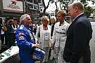 Fórmula 1 Nico Rosberg admite que fue difícil convencer a su padre de la exhibición en Mónaco
