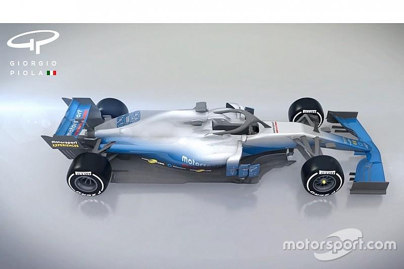 Video: Zo zien de Formule 1-auto's er in 2019 uit