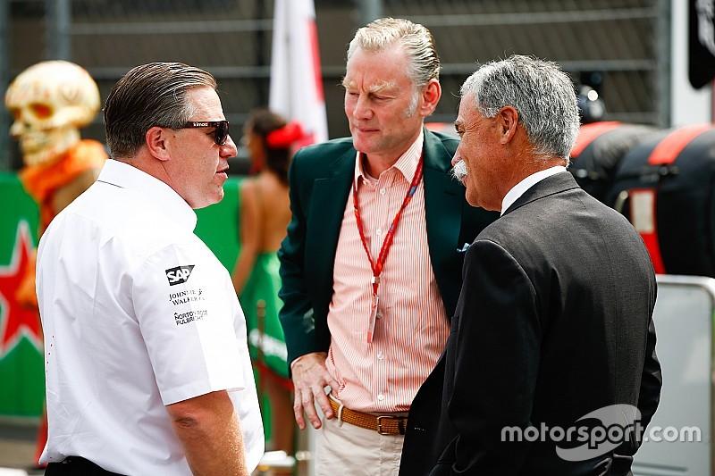 F1 moet actie ondernemen na 'ontploffen van tijdbom' in 2018, aldus McLaren