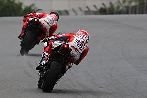 MotoGP Noticias Dovizioso cree que habría ganado en Sepang aunque Lorenzo se hubiera resistido