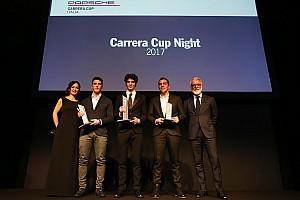 Carrera Cup Italia Ultime notizie Carrera Cup Night: premiati a Milano i campioni tricolori 2017
