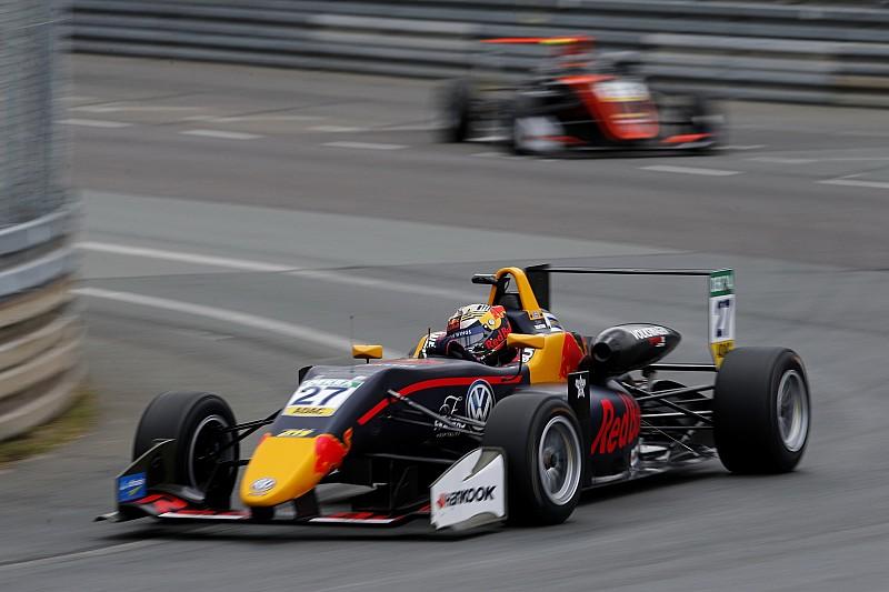 Євро Ф3 на Норісринзі: прорив і провал Шумахера