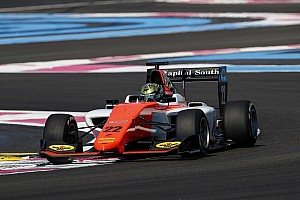 GP3 Race report Paul Ricard GP3: Boccolacci survives grid scare to win