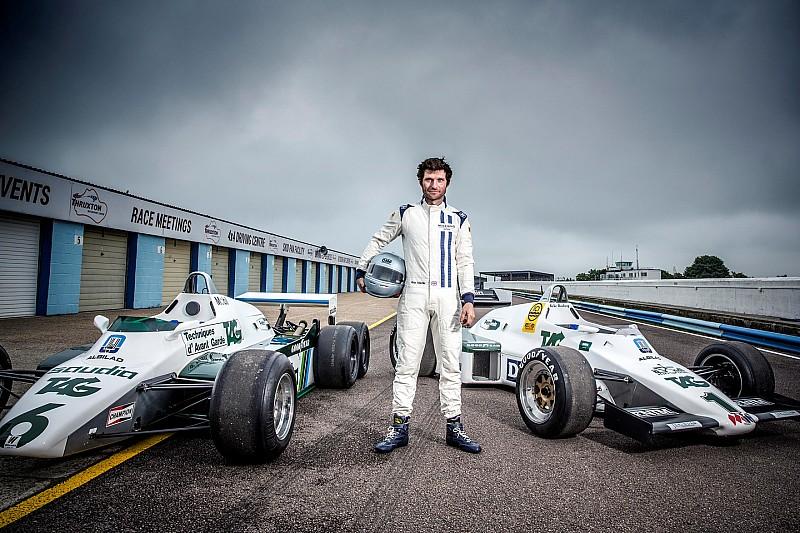 Martin, Senna'nın ilk Williams'ıyla Britanya GP'sinde Button'a karşı yarışacak