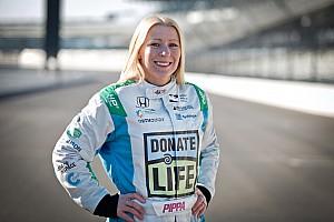 IndyCar Últimas notícias Mann retorna à Dale Coyne para disputar a Indy 500