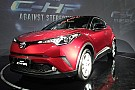 Toyota All New C-HR: Perpaduan antara Coupe dan SUV