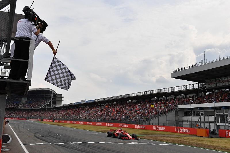 Német Nagydíj: a hivatalos F1-es rajtrács