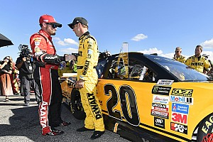 NASCAR Cup Reaktion Earnhardt Jr., Kenseth, Patrick: Emotionale und heiße