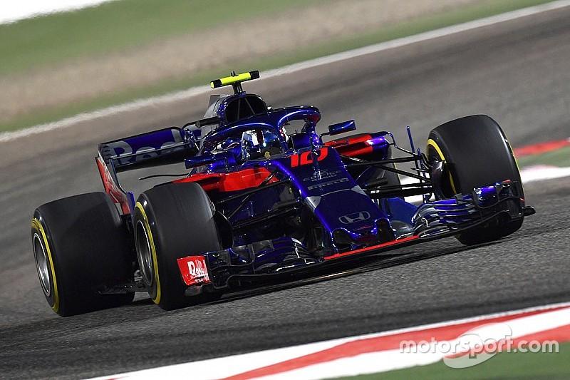 Gasly puas Toro Rosso-Honda kalahkan McLaren-Renault
