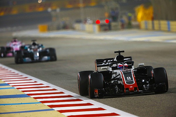 Formule 1 FIA maakt zich zorgen over losvliegende onderdelen: