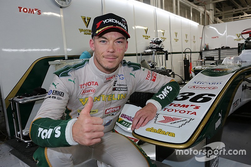Lotterer leaves Super Formula after 15 seasons