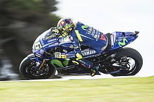 MotoGP Noticias de última hora Rossi preocupado por su ritmo para la carrera en Australia