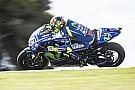 MotoGP Rossi s'inquiète de son rythme, mais ne baisse pas les bras