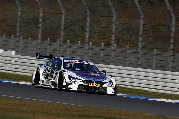 DTM Hockenheim DTM: Blomqvist beats Rast in final qualifying