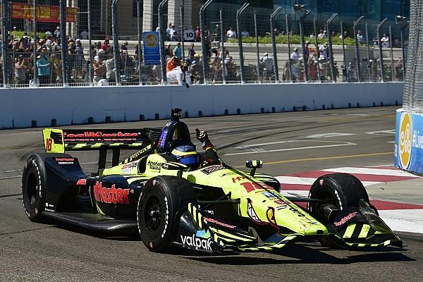 Sébastien Bourdais, vainqueur après une