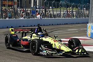 IndyCar Réactions Sébastien Bourdais, vainqueur après une