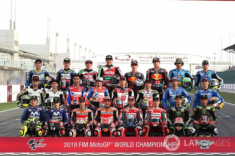 Panduan MotoGP 2018