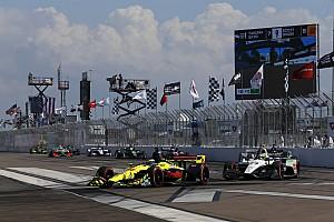 IndyCar Noticias Casi más adelantamientos en una carrera de IndyCar que en toda la F1 2017