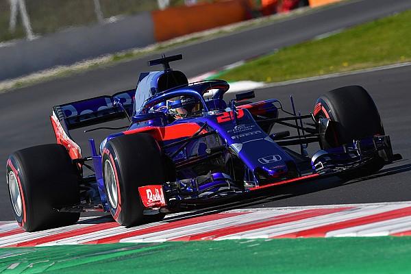 Toro Rosso beklentileri yükseltti