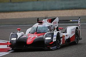 WEC Verslag vrije training WEC Bahrein: Toyota opent slotweekend met snelste tijd